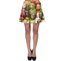 Stones 001 Skater Skirts