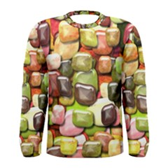 Stones 001 Men s Long Sleeve T-shirts