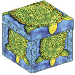 Turtle Storage Stool 12