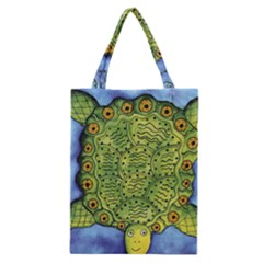 Turtle Classic Tote Bags