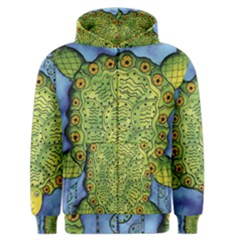 Turtle Men s Zipper Hoodies