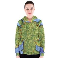 Turtle Women s Zipper Hoodies
