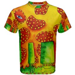 Spotty Dog Men s Cotton Tees