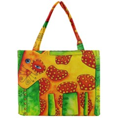 Spotty Dog Tiny Tote Bags