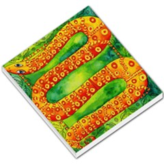 Patterned Snake Small Memo Pads