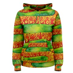 Patterned Snake Women s Pullover Hoodies