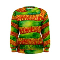 Patterned Snake Women s Sweatshirts