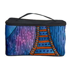 Patterned Rhino Cosmetic Storage Cases