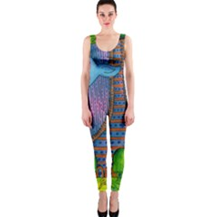 Patterned Rhino OnePiece Catsuits