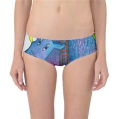 Patterned Rhino Classic Bikini Bottoms