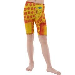 Patterned Leopard Kid s swimwear