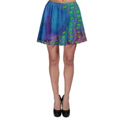 Patterned Hippo Skater Skirts