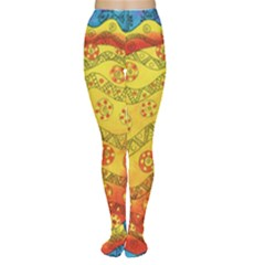 Patterned Fish Women s Tights