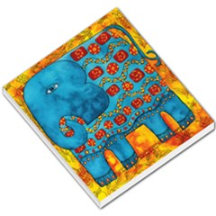 Patterned Elephant Small Memo Pads