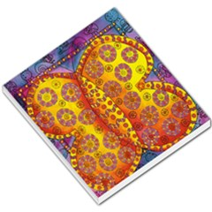 Patterned Butterfly Small Memo Pads