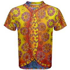 Patterned Butterfly Men s Cotton Tees