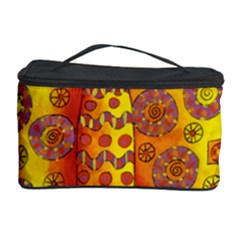 Patterned Butterfly Cosmetic Storage Cases
