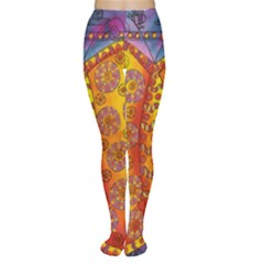 Patterned Butterfly Women s Tights