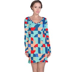Miscellaneous shapes nightdress