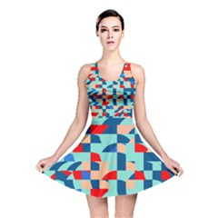 Miscellaneous shapes Reversible Skater Dress