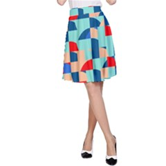 Miscellaneous Shapes A Line Skirt