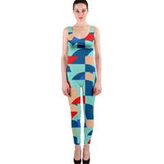 Miscellaneous shapes OnePiece Catsuit