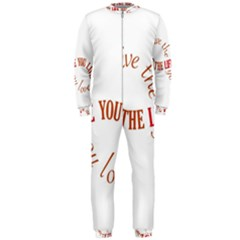 Live The Life You Love OnePiece Jumpsuit (Men)