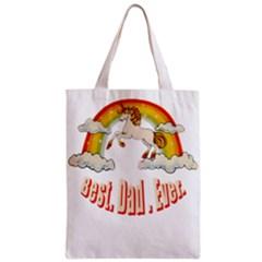 Best  Dad  Ever  Zipper Classic Tote Bags