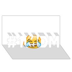 Cryingwithlaughter #1 MOM 3D Greeting Cards (8x4)