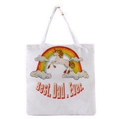 Best  Dad  Ever Grocery Tote Bags