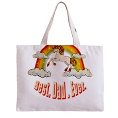 Best. Dad. Ever Zipper Tiny Tote Bags
