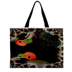 Floating Pumpkins Tiny Tote Bags