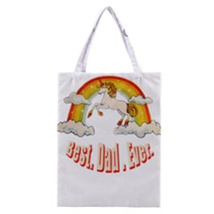 Best. Dad. Ever Classic Tote Bags