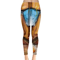 Graffiti Sunglass Art Women s Leggings