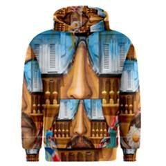 Graffiti Sunglass Art Men s Pullover Hoodies