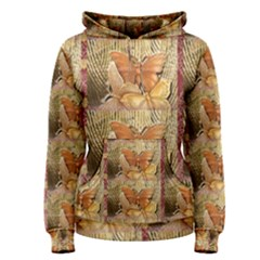 Butterflies Women s Pullover Hoodies