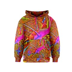 Biology 101 Abstract Kid s Pullover Hoodies