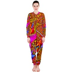 Biology 101 Abstract OnePiece Jumpsuit (Ladies)