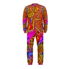 Biology 101 Abstract OnePiece Jumpsuit (Kids)