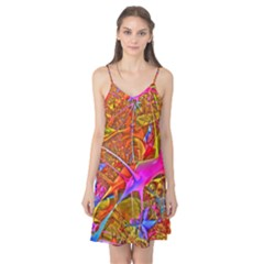 Biology 101 Abstract Camis Nightgown