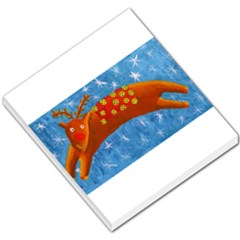 Rudolph The Reindeer Small Memo Pads