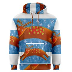Rudolph The Reindeer Men s Pullover Hoodies
