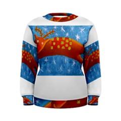 Rudolph The Reindeer Women s Sweatshirts