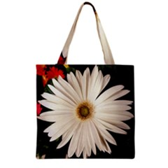 Daisy Grocery Tote Bags