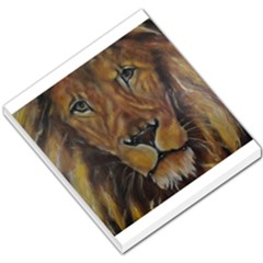 Cecil The African Lion Small Memo Pads