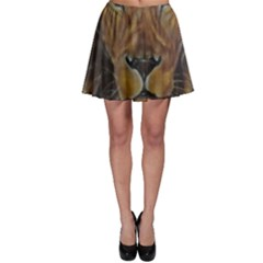 Cecil The African Lion Skater Skirts