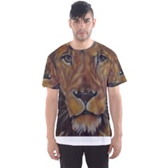 Cecil The African Lion Men s Sport Mesh Tees