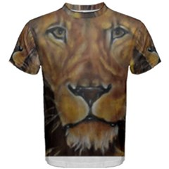 Cecil The African Lion Men s Cotton Tees