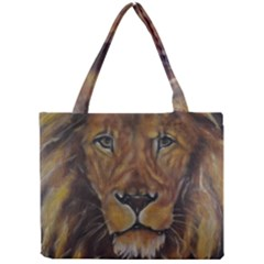Cecil The African Lion Tiny Tote Bags