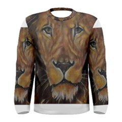 Cecil The African Lion Men s Long Sleeve T-shirts